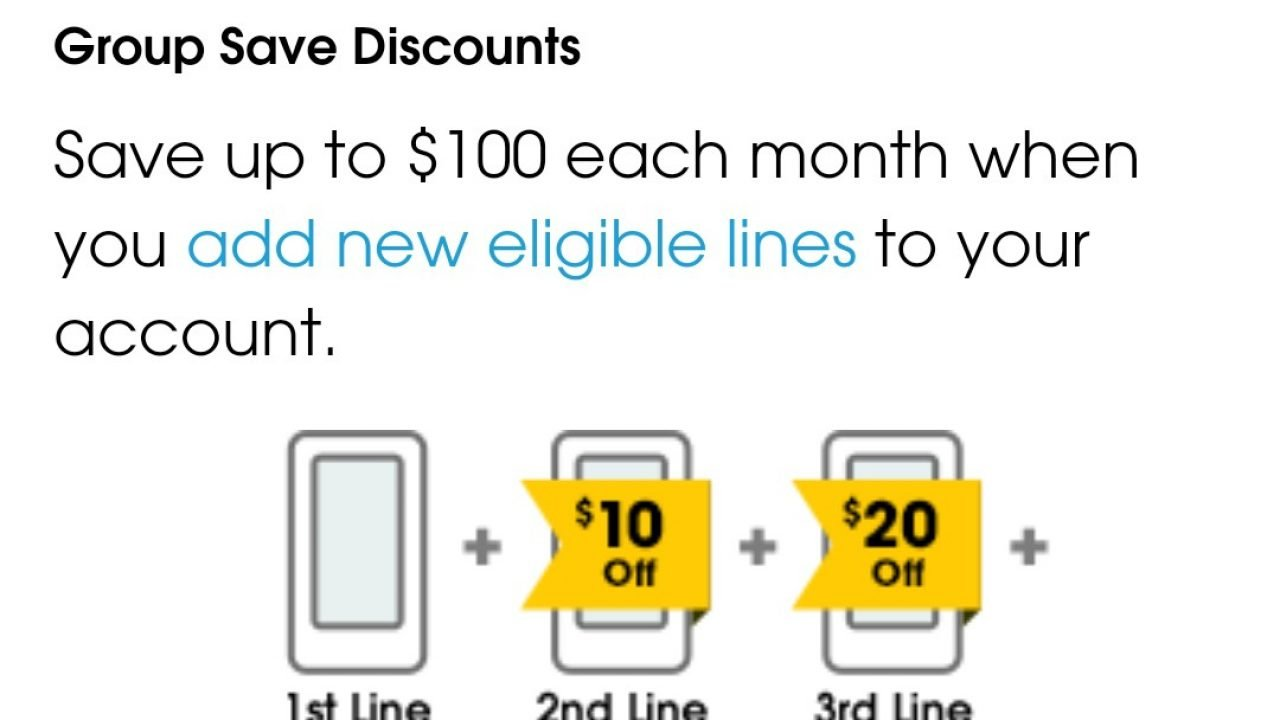 Reminder Cricket Wireless Will Soon Charge More For 5 Line