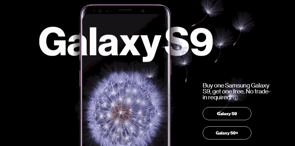 Which Samsung Galaxy S9 Deal Will Cost You More? Verizon's