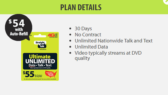 Straight Talk Wireless Thinks Unlimited Data Means 60 GB