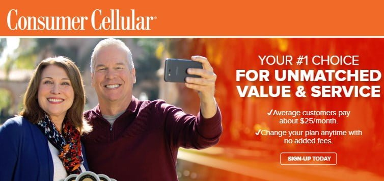 Consumer Cellular Adds Significantly More Data To Plans